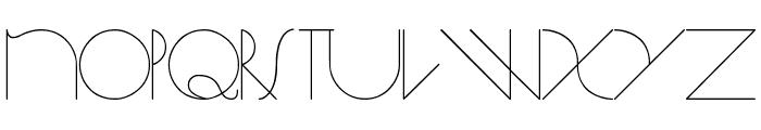 Spike Font UPPERCASE