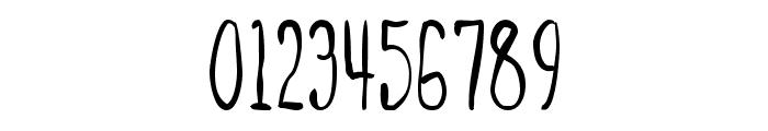 SpillMilk Font OTHER CHARS