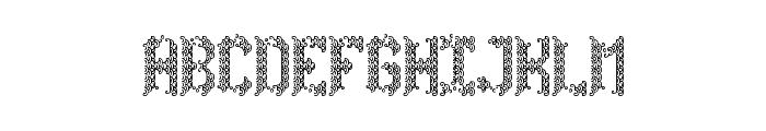 Spirited Away Regular Font UPPERCASE