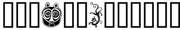 Spirits Font UPPERCASE