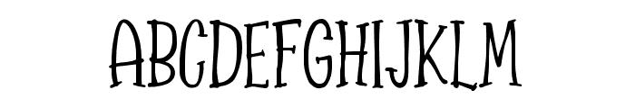 SpizzellaFree Font UPPERCASE