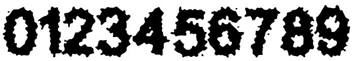Splatz BRK Font OTHER CHARS