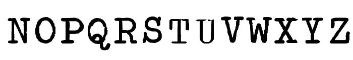 Splendid 66 Bold Font UPPERCASE