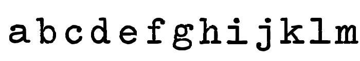 Splendid 66 Bold Font LOWERCASE