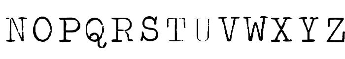 Splendid 66 Font UPPERCASE