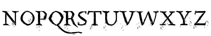SplinterMKaps Font UPPERCASE