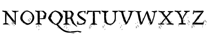 SplinterMKaps Font LOWERCASE