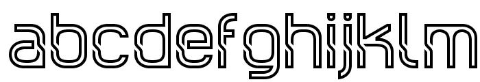 Sportrop Regular Font LOWERCASE