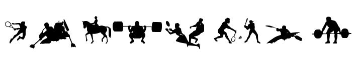Sports tfb Font OTHER CHARS