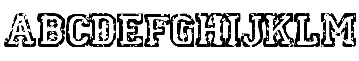 SpotEvent Font LOWERCASE