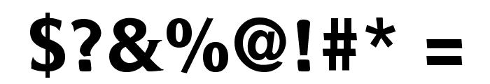 SpotlightRomat Font OTHER CHARS