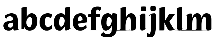 SpotlightRomat Font LOWERCASE