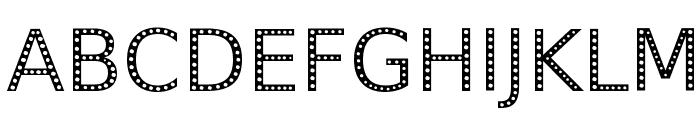 Spranq eco sans Font UPPERCASE