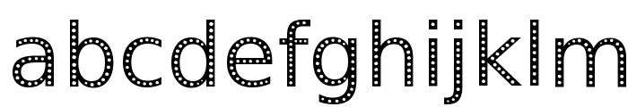 Spranq eco sans Font LOWERCASE