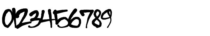 Sprayerz Font OTHER CHARS
