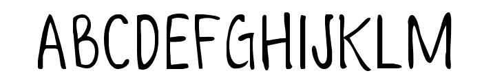 Spring Script Font UPPERCASE