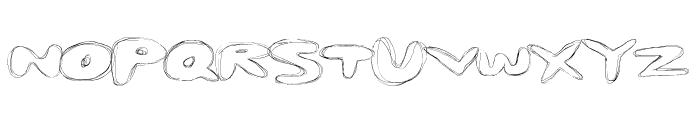 SpringBump Font UPPERCASE