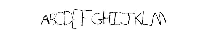 SpringRaces Font UPPERCASE
