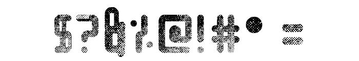 Sprinkled Font OTHER CHARS