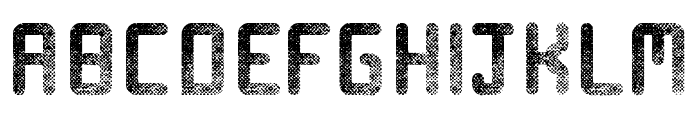 Sprinkled Font UPPERCASE