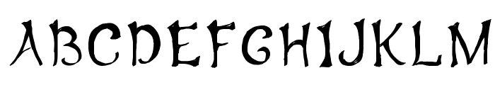Sprots Font UPPERCASE
