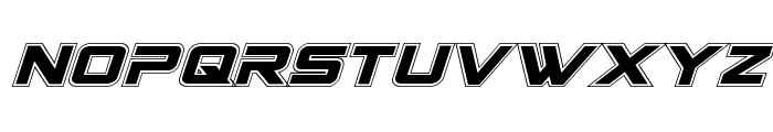 Spy Agency College Italic Font LOWERCASE
