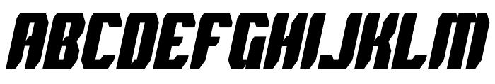 Spyh Italic Font LOWERCASE