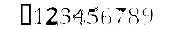 Spyhink Font OTHER CHARS