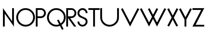 Spyroclassic Font UPPERCASE