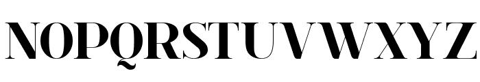 spinwerad Bold Font UPPERCASE