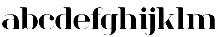 spinwerad Bold Font LOWERCASE