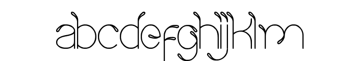 sprout and the Bean Font LOWERCASE