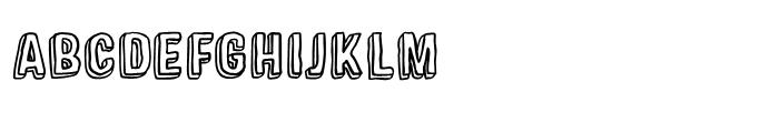 Sparhawk Regular Font LOWERCASE