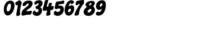 Splashdown Regular Font OTHER CHARS