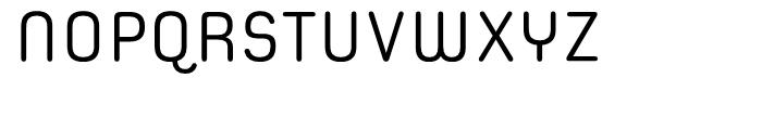 Spoon Regular Font UPPERCASE