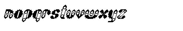Sprokett Italic Font LOWERCASE