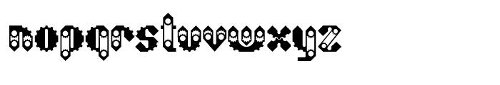 Sprokett Regular Font LOWERCASE