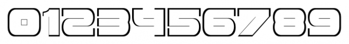 Spac3 neon Regular Font OTHER CHARS
