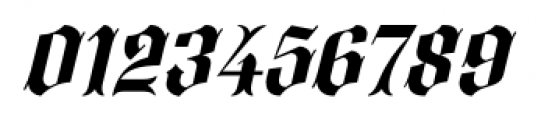 Spanish Rose Regular Font OTHER CHARS