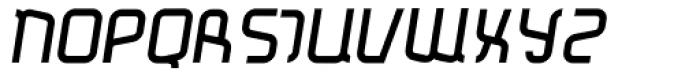 SP Don Mills Bold Oblique Font UPPERCASE