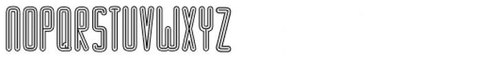 SPENGLER Font UPPERCASE
