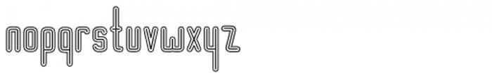 SPENGLER Font LOWERCASE