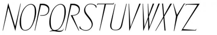 SPOTLIGHT Bold Font UPPERCASE