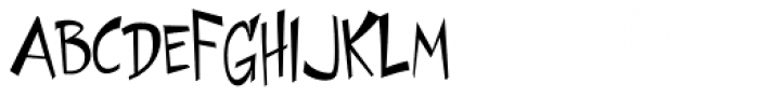 Space Toaster Font UPPERCASE