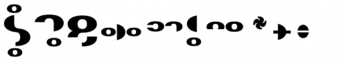 Spaceboy Font OTHER CHARS