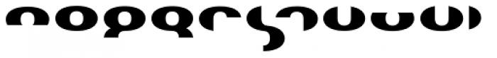 Spaceboy Font LOWERCASE