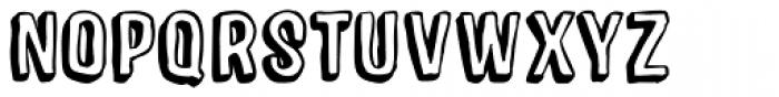 Sparhawk Black Font UPPERCASE