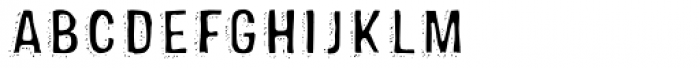 Sparhawk Bold Fill Font LOWERCASE