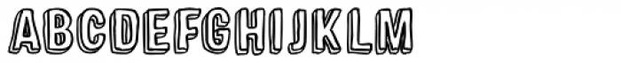 Sparhawk Font LOWERCASE