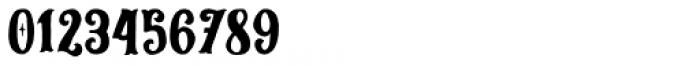 SparkPlug Serif Font OTHER CHARS